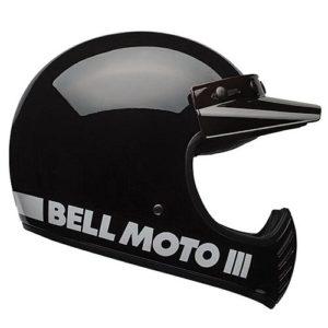 bell moto 3 noir .